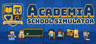 Carátula Academia: School Simulator para Ordenador