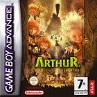 Carátula Arthur and the Minimoys para Game Boy Advance