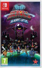 Carátula 88 Heroes - 98 Heroes Edition para Nintendo Switch