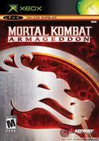 Carátula Mortal Kombat Armageddon para Xbox