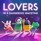 Carátula Lovers in a Dangerous Spacetime para Nintendo Switch