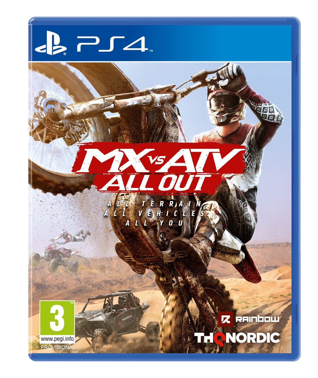 Imagen 7 de MX vs ATV All Out para PlayStation 4