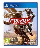 Carátula MX vs ATV All Out para PlayStation 4
