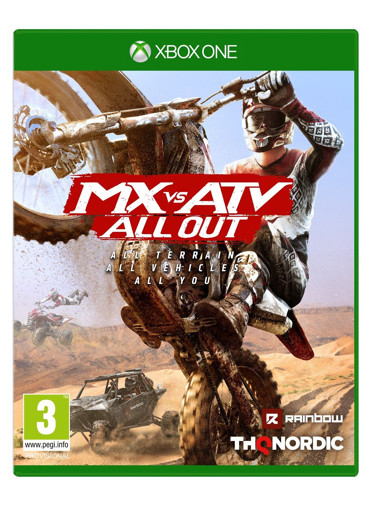 Imagen 7 de MX vs ATV All Out para Xbox One