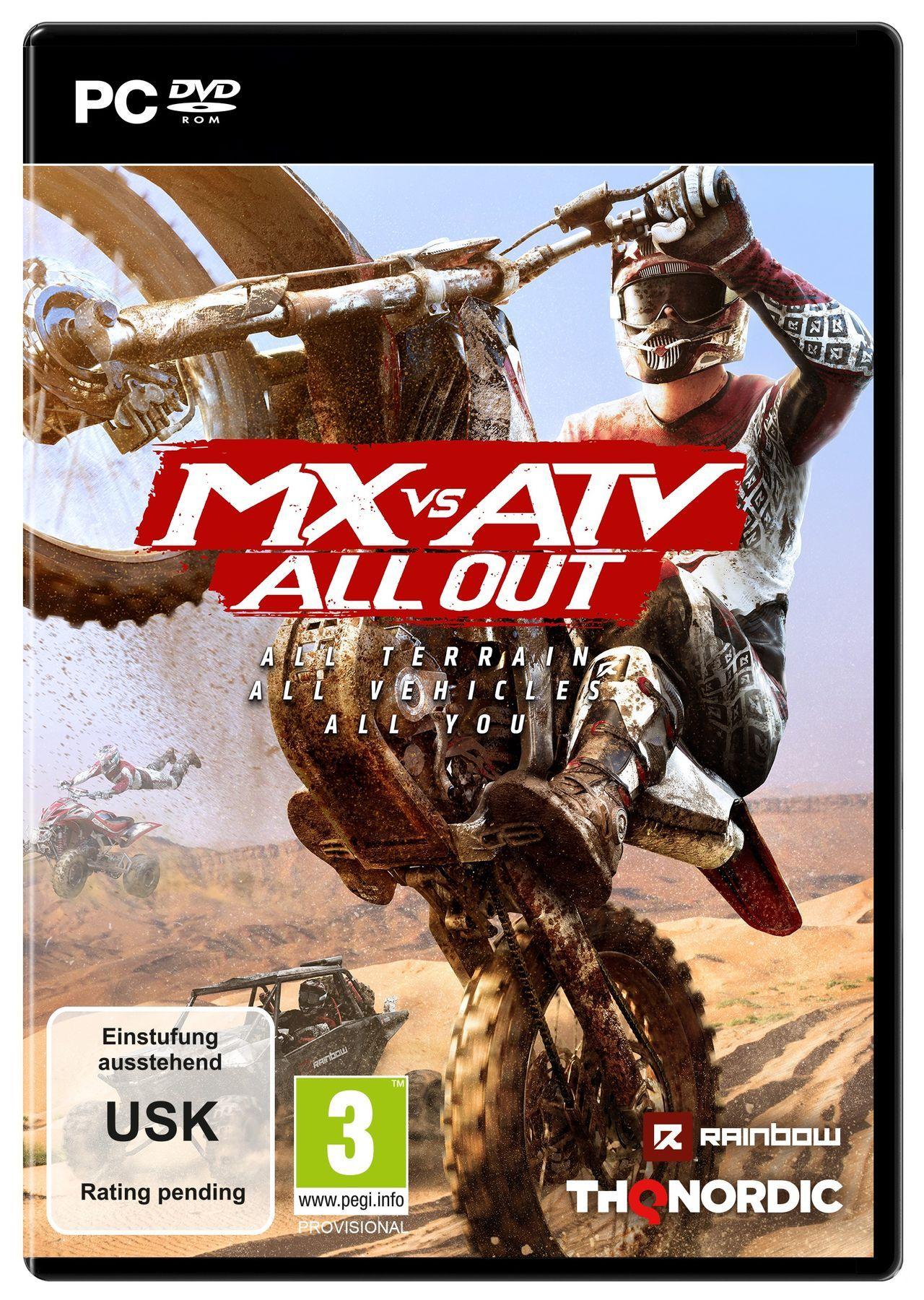 Imagen 7 de MX vs ATV All Out para Ordenador
