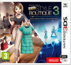 Carátula New Style Boutique 3 - Styling Star para Nintendo 3DS