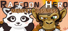 Carátula Raccoon Hero: Monkey Business para Ordenador