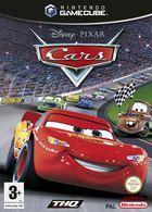 Carátula Cars para GameCube