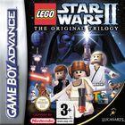 Carátula LEGO Star Wars 2: The Original Trilogy para Game Boy Advance