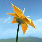 Carátula Flower para iPhone