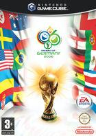 Carátula Copa Mundial de la FIFA 2006 para GameCube