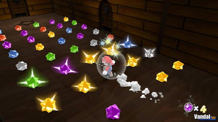 Análisis Super Mario Galaxy - Wii