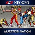 Carátula NeoGeo Mutation Nation para PlayStation 4