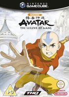 Carátula Avatar: The Last Airbender para GameCube