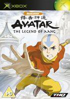 Carátula Avatar: The Last Airbender para Xbox