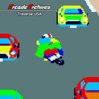 Carátula Arcade Archives Traverse USA para Nintendo Switch