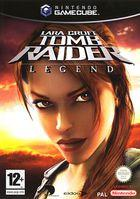 Carátula Tomb Raider: Legend para GameCube