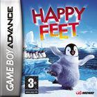 Carátula Happy Feet para Game Boy Advance
