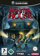 Carátula Monster House para GameCube