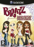 Carátula Bratz: Forever Diamondz para GameCube