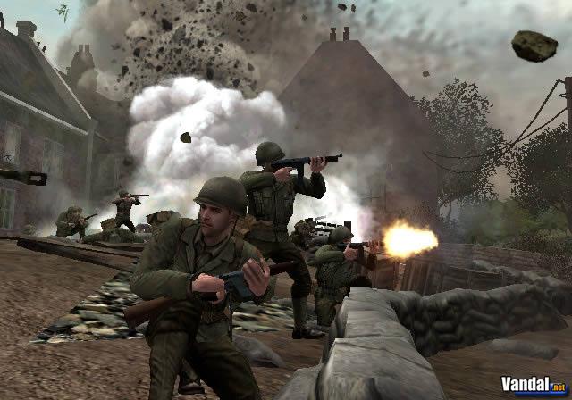 Imagen 7 de Call of Duty 3 para Wii