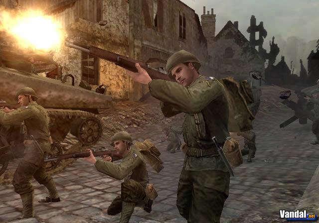 Imagen 6 de Call of Duty 3 para Wii