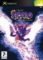 Carátula The Legend of Spyro para Xbox