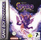 Carátula The Legend of Spyro para Game Boy Advance