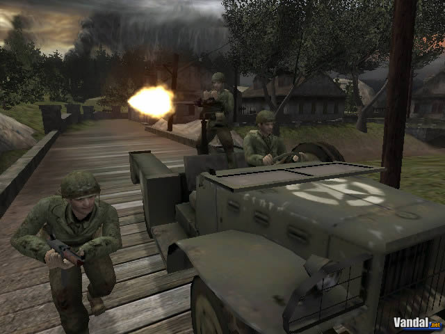 Imagen 10 de Call of Duty 3 para PlayStation 2