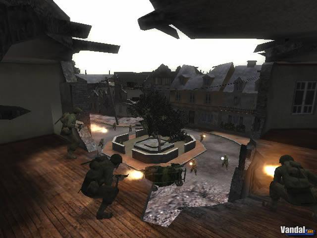 Imagen 9 de Call of Duty 3 para PlayStation 2
