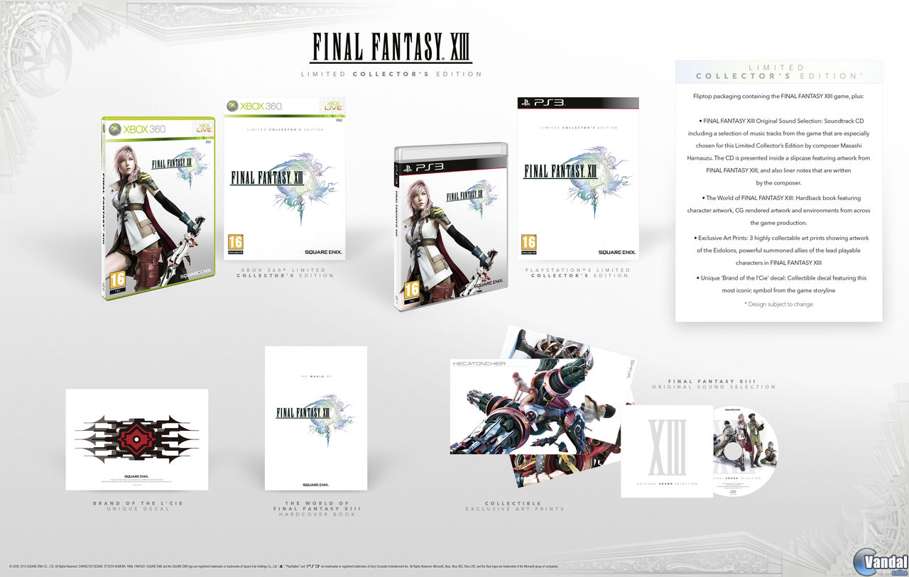 FINAL FANTASY XIII  [PS3 : Xbox360] 2010122174140_1