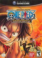 Carátula One Piece: Grand Adventure para GameCube