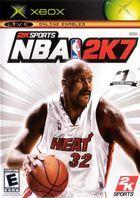 Carátula NBA 2K7 para Xbox