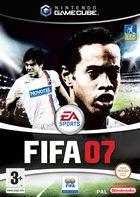 Carátula FIFA 07 para GameCube