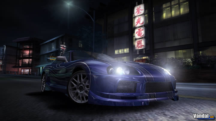 Imagen 12 de Need for Speed Carbono para PlayStation 2