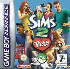 Carátula Los Sims 2 Mascotas para Game Boy Advance