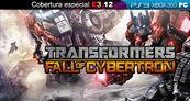Impresiones Transformers: War for Cybertron