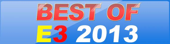 Premios Best of E3 2013