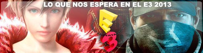 Lo que nos espera en el E3 2013