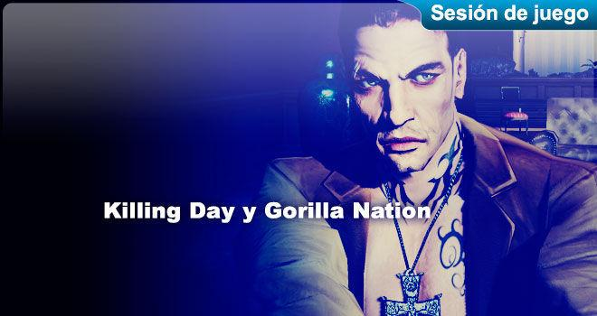 Killing Day y Gorilla Nation para
