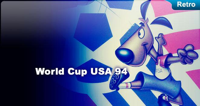 World Cup USA 94 para