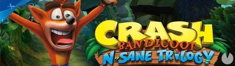 Crash Bandicoot PS4 E3 2017