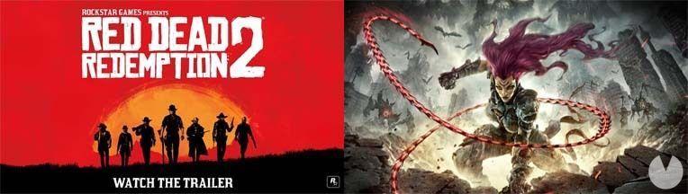 Red Dead redempion 2 y Darksiders 3 muy posibles en el E3 2017
