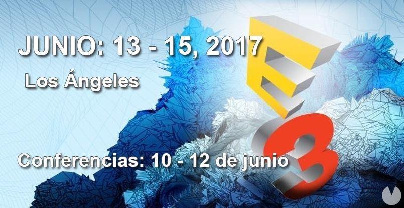 Fecha y horarios E3 2017