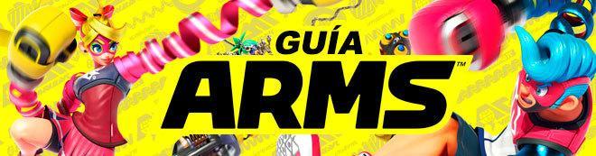 Guía ARMS, trucos y consejos