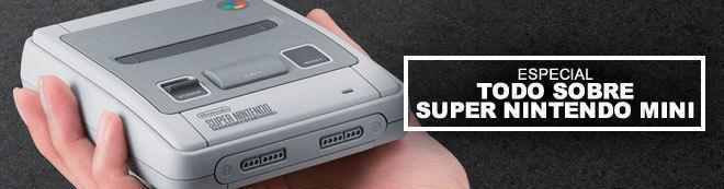 SNES Mini - GUÍA DE COMPRA: Lanzamiento, precio, juegos y detalles