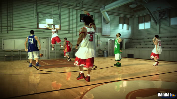 Imagen 118 de NBA Street Homecourt para PlayStation 3