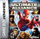 Carátula Marvel: Ultimate Alliance para Game Boy Advance