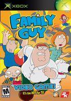 Carátula Padre de Familia para Xbox