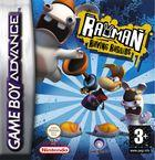 Carátula Rayman Raving Rabbids para Game Boy Advance